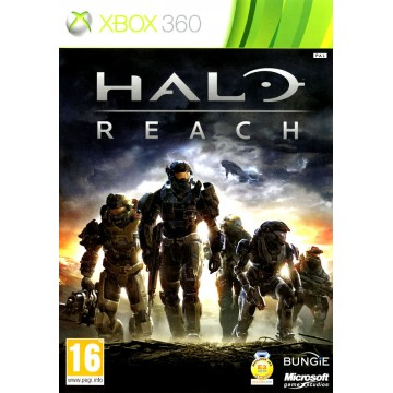 Halo Reach (Lietota)